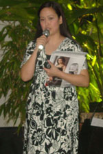 Mrs. Michelle Katigbak Wedding Trends 2009 Talk