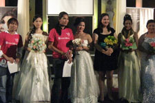 Ever Bilena Gandang Pinay Makeup Competition Winners